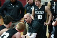 Gallery: Boys Basketball Meridian @ Cashmere